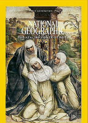 National Geographic Magazine December 2016 Issue THE HEALING POWER OF FAITH New