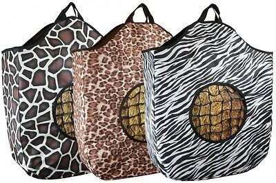 On Safari Slow Feed Hay Bag - Leopard print ONLY