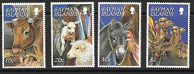 Cayman Islands 1995 Christmas MNH