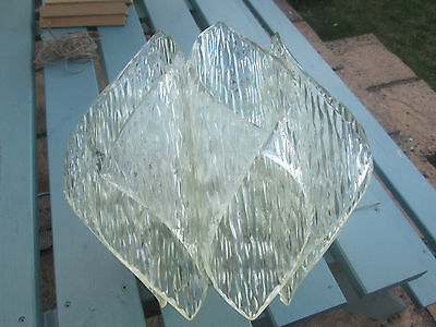 Vintage 1970's  Pendant Lampshade