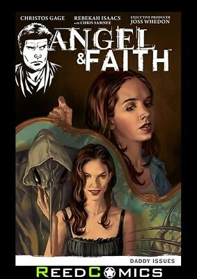 ANGEL and FAITH SEASON 9 VOLUME 2 DADDY ISSUES GRAPHIC NOVEL New Paperback