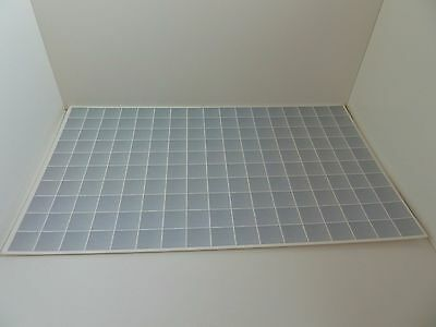 Dolls House Miniature 1.12 Scale House Floor Wall Grey Tile  (34353)
