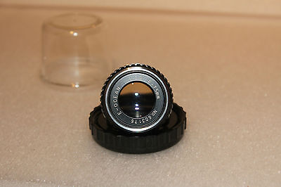 E-OCEAN 75mm f:3.5 enlarger lens - Very good condition