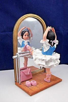 Madame Alexander At The Barre Circa 2000 Numbered Mint Figurine Dance