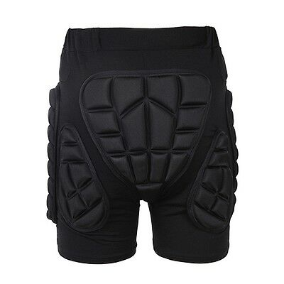Motorcycle Shorts Hip Guard Protector Motocross Short Pants Safety Padded Armor