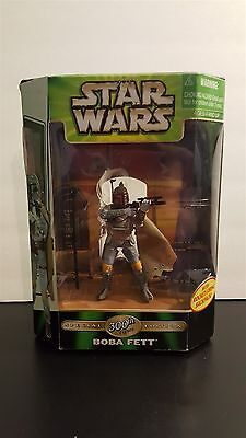 Star Wars Special Edition 300th Figure Boba Fett Hasbro 2000
