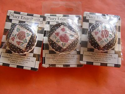 D. New Mary Englbreit Decorative Collectible Door Knobs