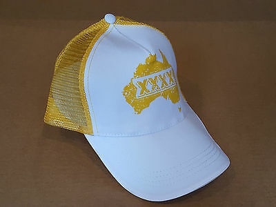 XXXX  Australia BEER  Adjustable Cap / Hat - NEW - Great Quality - Collectable