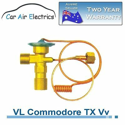 TX valve 3097 Holden Commodore VL air conditioning expansion valve
