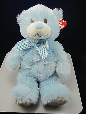 """Ty Classic Sweet Baby Blue Bear 12"""" New With Tags Very Cute"""