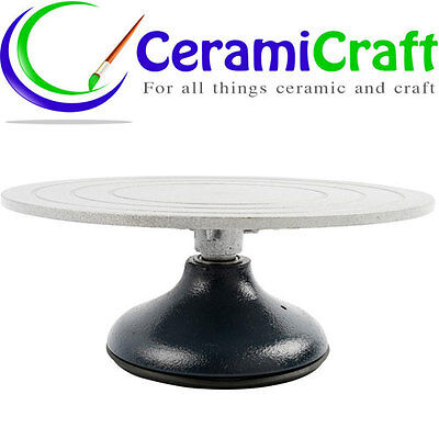 30cm Banding Wheel Turntable Pottery Clay Cake Decorating Modelling Sculpture