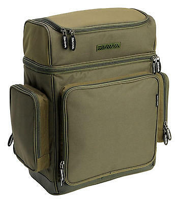 Daiwa NEW Carp Fishing Mission Roving Rucksack 40ltr Tackle Bag - DMRR40
