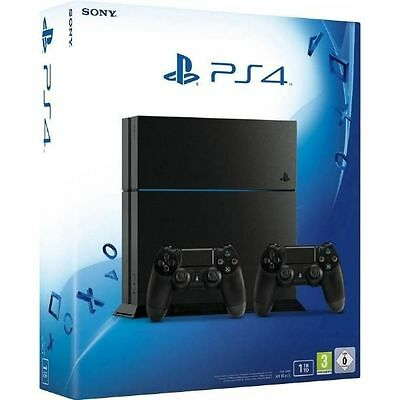 Sony PlayStation 4 1TB Ultimate Player Edition + 2 DualShock 4 Controller