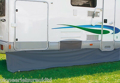 Fiamma Motorhome Side Skirting / Draught Skirt (98655-090)