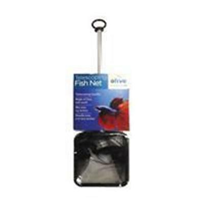 Elive, Llc.-Betta Fish Net télescopique 2,5 pouces net