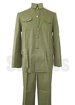 WWII Chinese  army elite force dress uniform jacket and pants