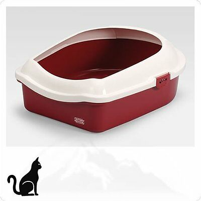 Europet Bernina Cat Litter tray Oval with Edges
