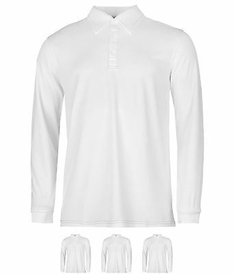 SALDI Sunice Chester Golf Polo Shirt Mens White