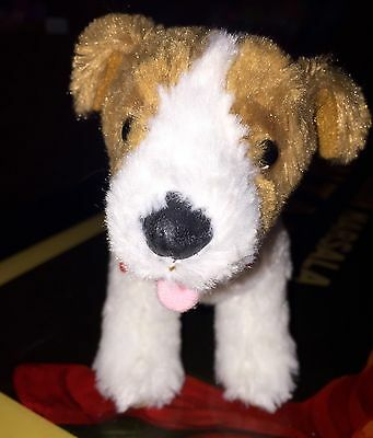 Build A Bear Mini Jack Russell Terrier