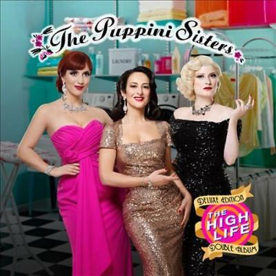 The Puppini Sisters - The High Life [Deluxe Edition] [2 Cd] * New Cd