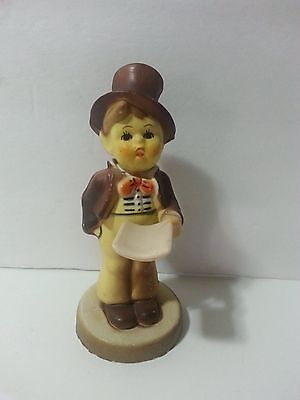 Made in Hong Kong choir boy figurine
