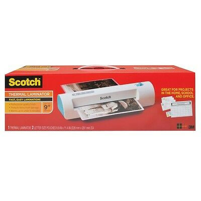 "3M Scotch Thermal Laminator, Up to 9"" Width"