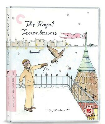 The Royal Tenenbaums - The Criterion Collection (Restored) [Blu-ray]
