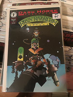 DARK HORSE PRESENTS #107 NM 1st Print Mike Mignola Rusty Razorclam