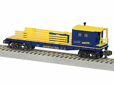 AF 6-48880 S Scale American Flyer Work Caboose - Ready to Run