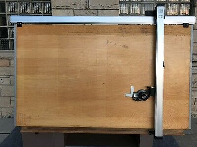Mutoh Model-S Drafting Table Arm - 6' x 4' Large