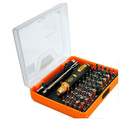 Jakemy JM-8127 Magnetic 54in1 Screwdriver Set Electronic Disassemble Repair Tool