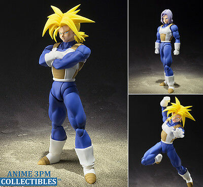 Bandai S.H. Figuarts - Dragon Ball Z - Super Saiyan Armored Trunks Action Figure