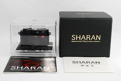 *Mint* SHARAN MegaHouse LEICA M3 Black Model Made in Japan w/ in Box from JAPAN