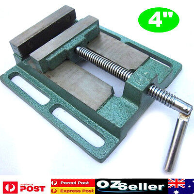 """4"""" 100mm DRILL PRESS VICE Bench Vise Clamp Milling Machine Clamp"""