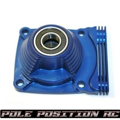 Turtle Racing Heavy Duty Vented Clutch Bell Carrier TUR-L0001 for Losi 5ive KM R