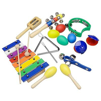 Innocheer Musical Instruments Xylophone Set for Kids Percussion by Newever, XTS