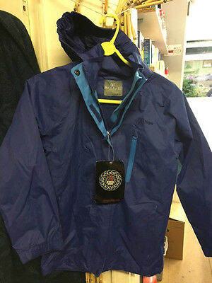 HI GEAR Blue Childrens Kids Water proof Jacket Coat age 9 - 10,,, BRAND NEW