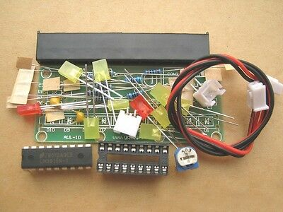 LM3915 Level Indicating DIY Kits Electronic Production Suite