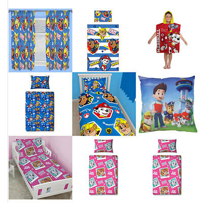 Paw Patrol Bedding Sets (Assorted)