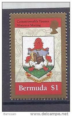Bermuda 1996 Commonwealth Finance Ministers' Meeting MNH