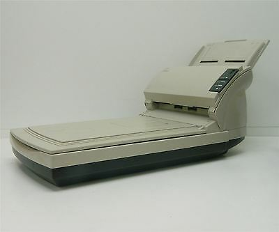 Fujitsu Fi-4220C2 A4 Colour Duplex Sheetfed Flatbed Scanner ADF