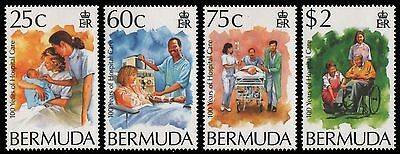Bermuda 1994 Hospital Care MNH