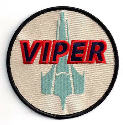 Battlestar Galactica Viper Uniform - Aufnäher patch Replica originalgetreu neu