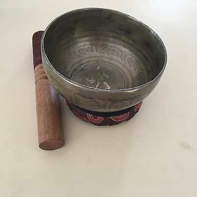 Singing bowl- Meditation/healing/spritual/Tibetan/Buddhism