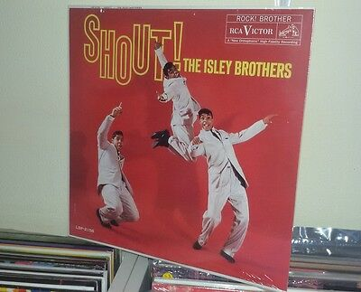 The Isley Brothers - Shout (Lp)