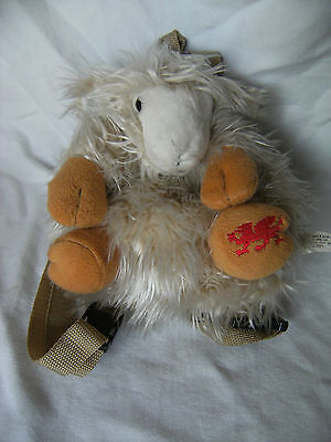 """Welsh child's sheep backpack, Richard Lang & Son product 11"""""""