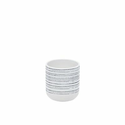 NEW Salt & Pepper Raww Espresso Cup 85ml White