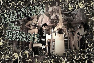 """Panic At The Disco """"Nothing Rhymes With Circus"""" Tour Poster 24 x 36"""