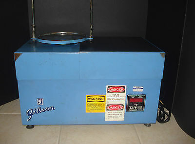 Gilson Soil Lab Tapping Industrial Machine Equipment Sieve Shaker SS-8R