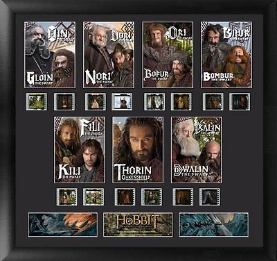 THE HOBBIT AN UNEXPECTED JOURNEY Dwarves Montage USFC5939